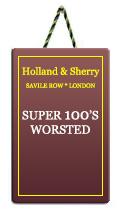 Super 100's jacket fabric