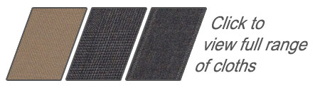 Blenheim cloth range