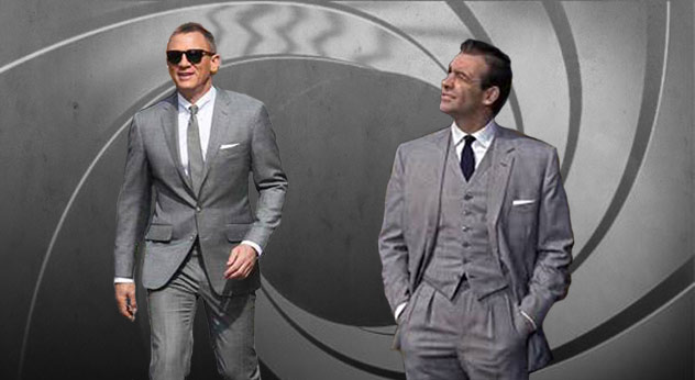 Skyfall >> celebrity bespoke suit june savile row london featured | Manning and Manning