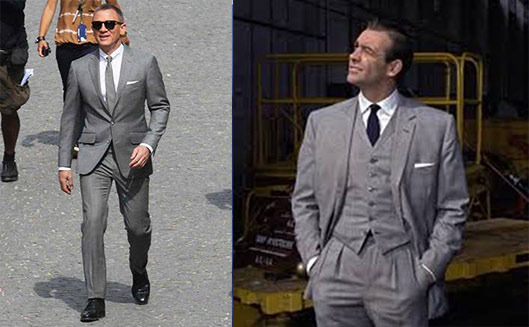 celebrity bespoke suit june savile row london