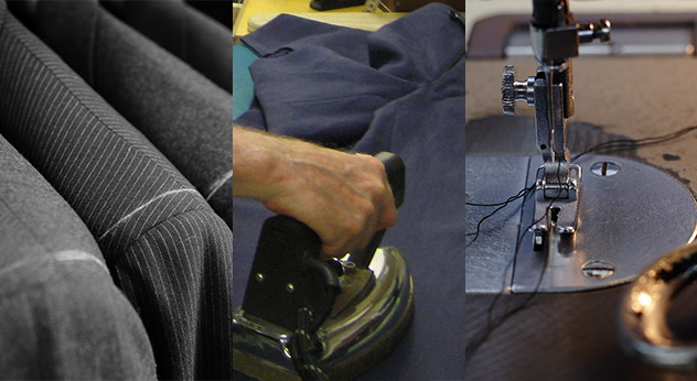 Looking after your bespoke suit
