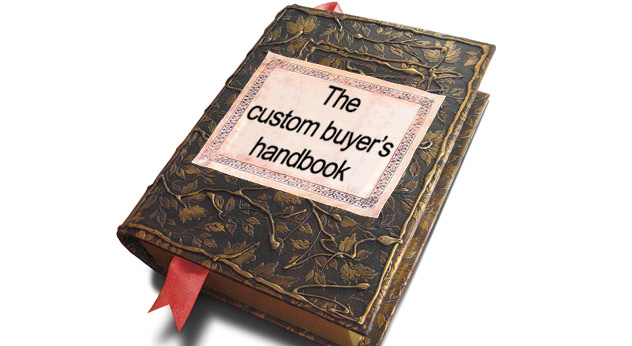 custom buyers handbook